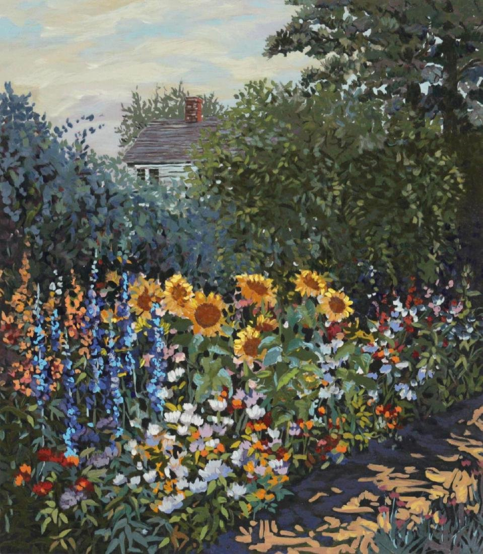 John Powell - Sunflowers