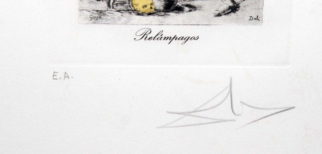 Salvador Dali - Relampagos - 2