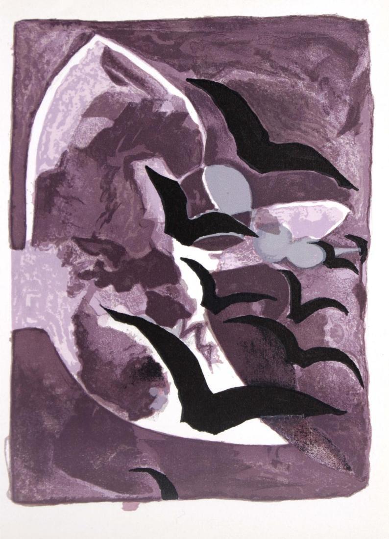 Georges Braque - Les oiseaux de nuit