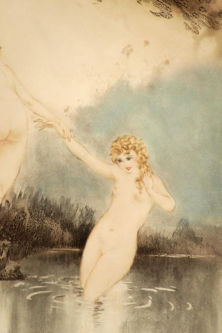 Louis Icart - Bathing Beauties - 2
