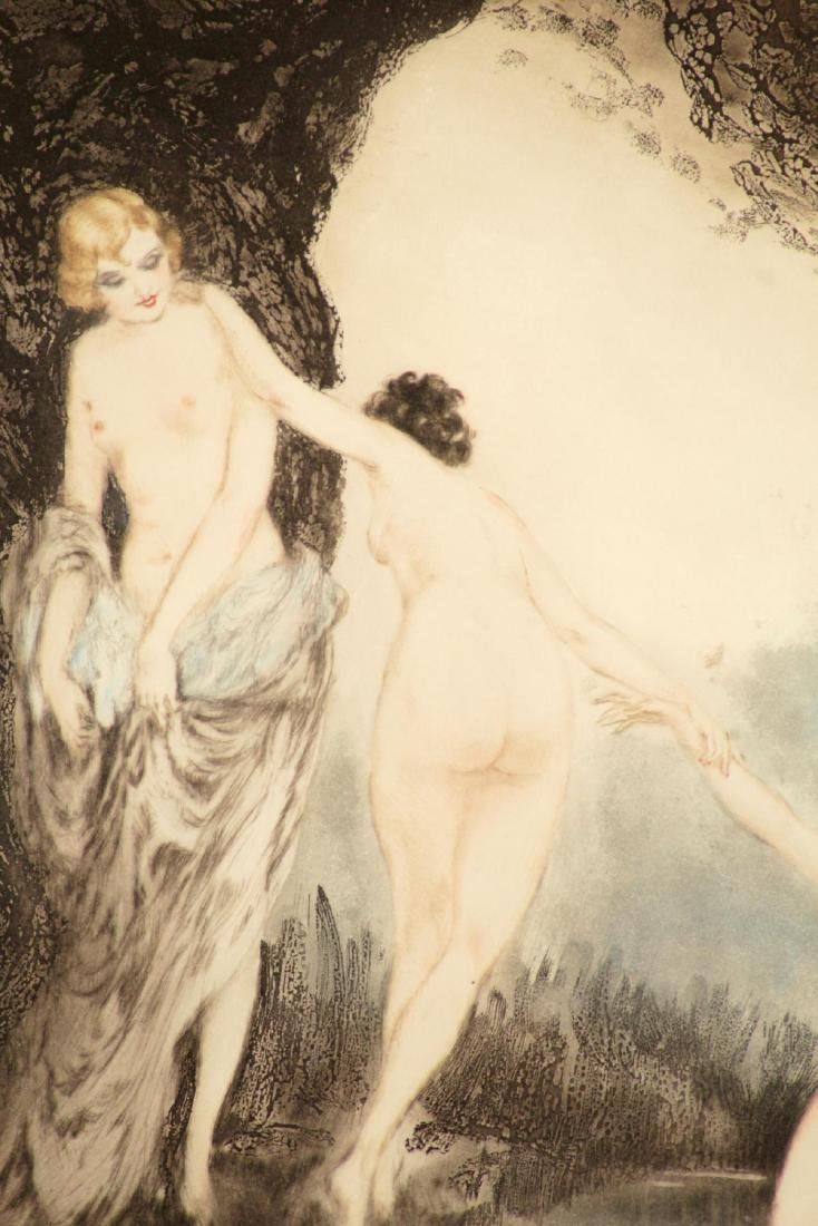 Louis Icart - Bathing Beauties - 3