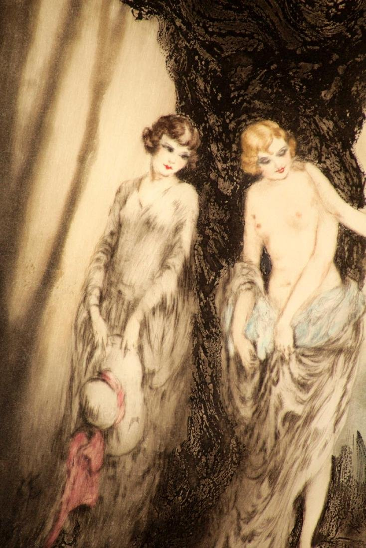 Louis Icart - Bathing Beauties - 4