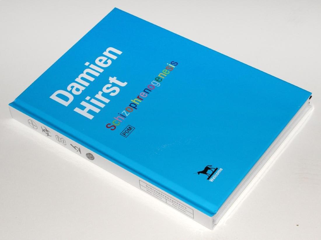 Damien Hirst - Schizophrenogenesis Signed Book in Blist - 3