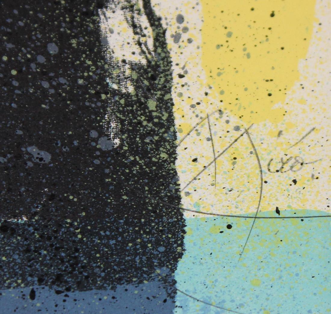 "Joan Miro ""L'Esprit"" - 2"