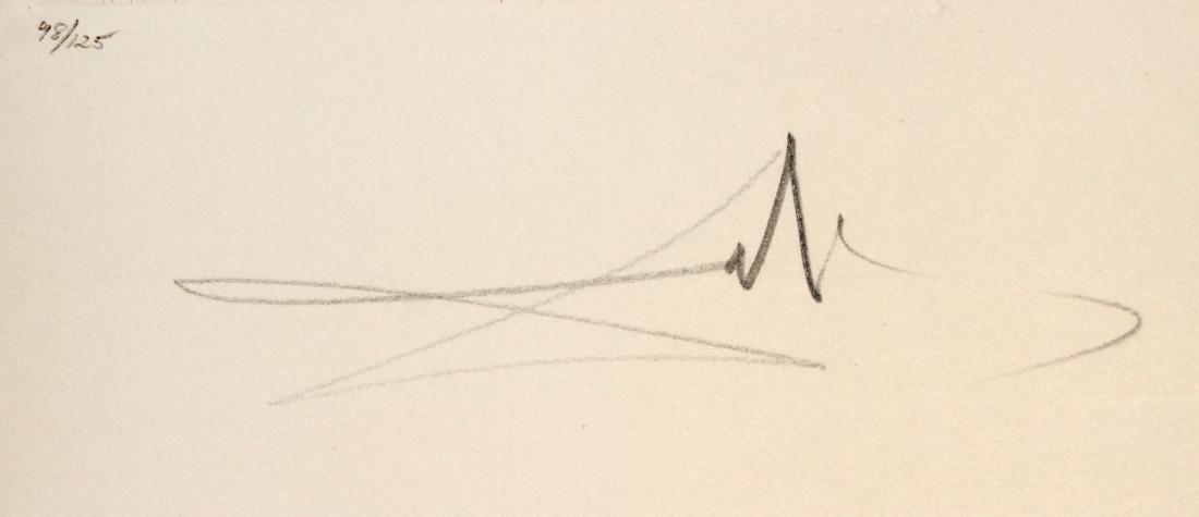 Salvador Dali - Le jument de compere Pierre - 2