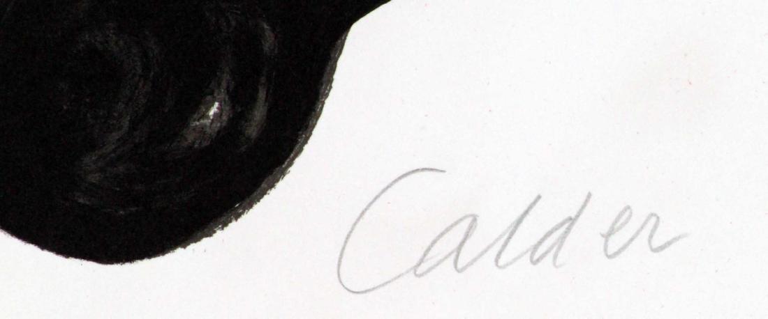 Alexander Calder - Untitled Lithograph - 2