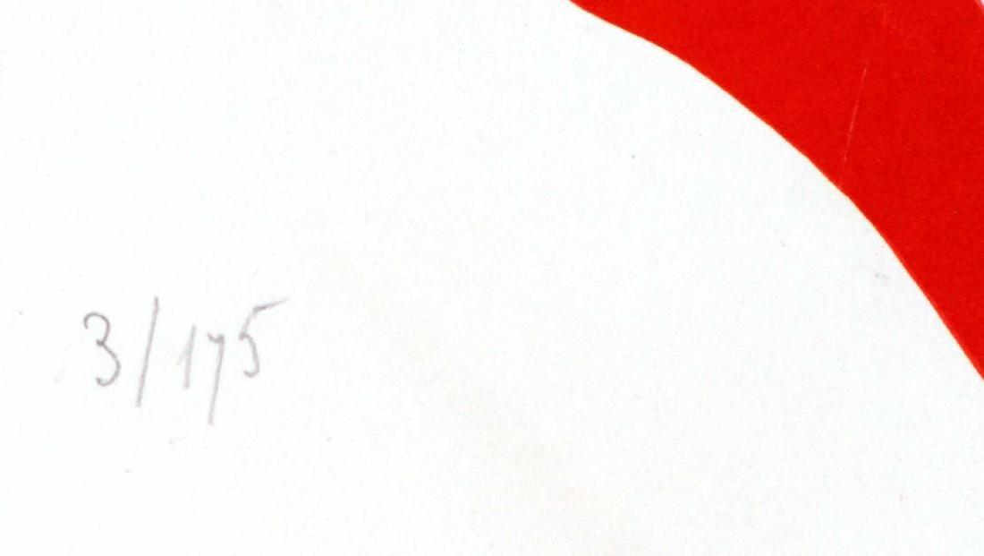 Alexander Calder - Untitled Lithograph - 3