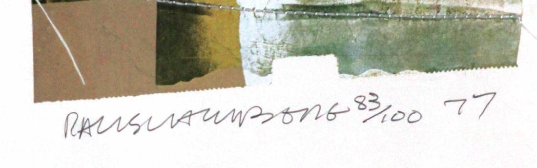 Robert Rauschenberg - Rabbit Chow (Chow Bag) - 2