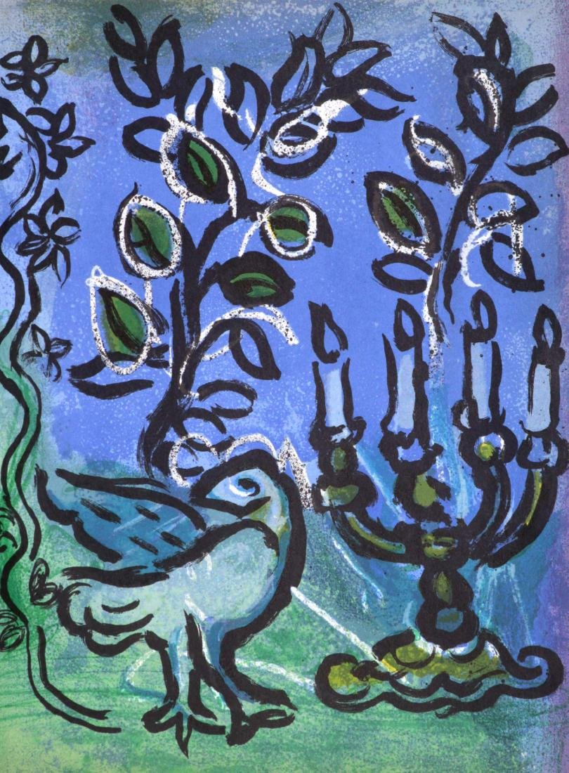 Marc Chagall - The Candlestick