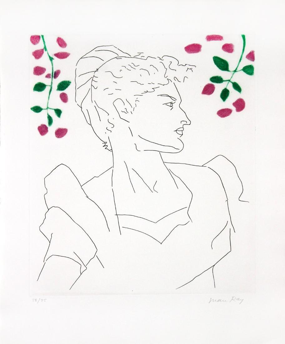 Man Ray - Julie