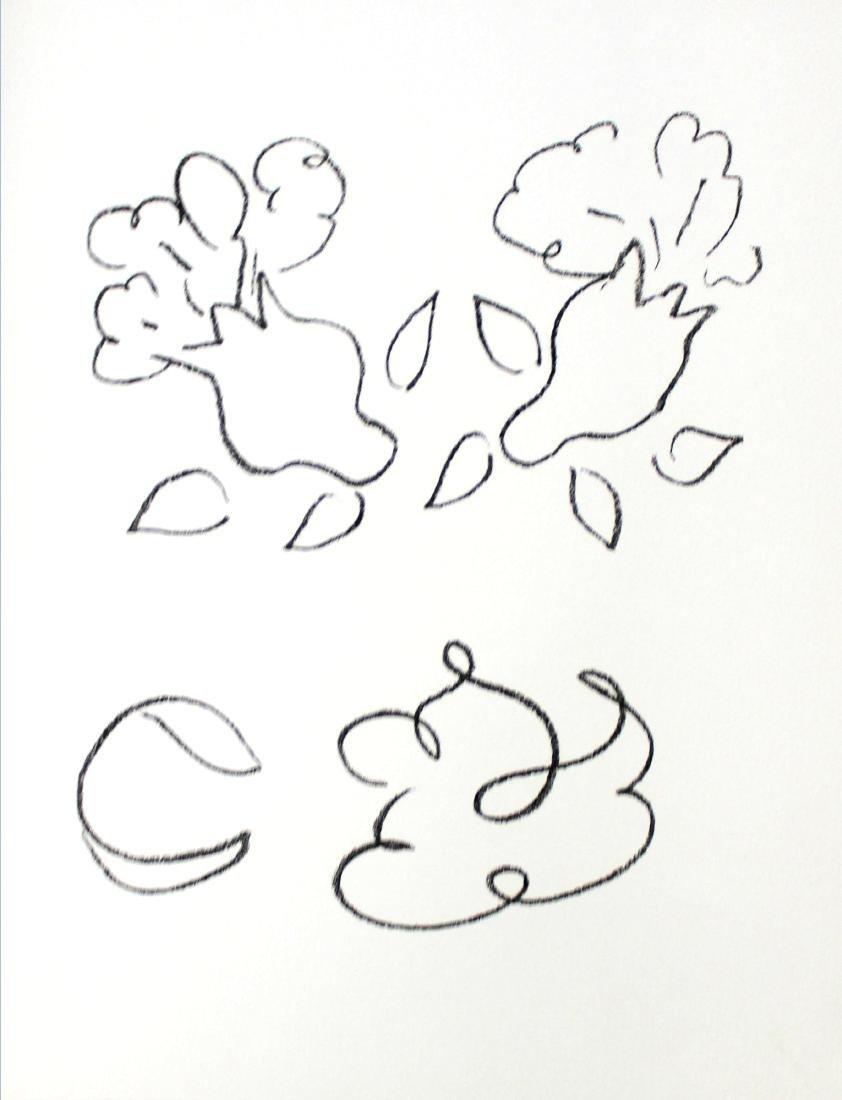 """Henri Matisse - """"Etude pour le livre """"La Religieuse"""