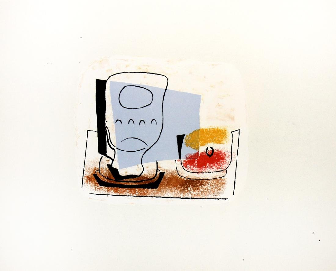 "Pablo Picasso (after) ""Nature Morte au Verre"""