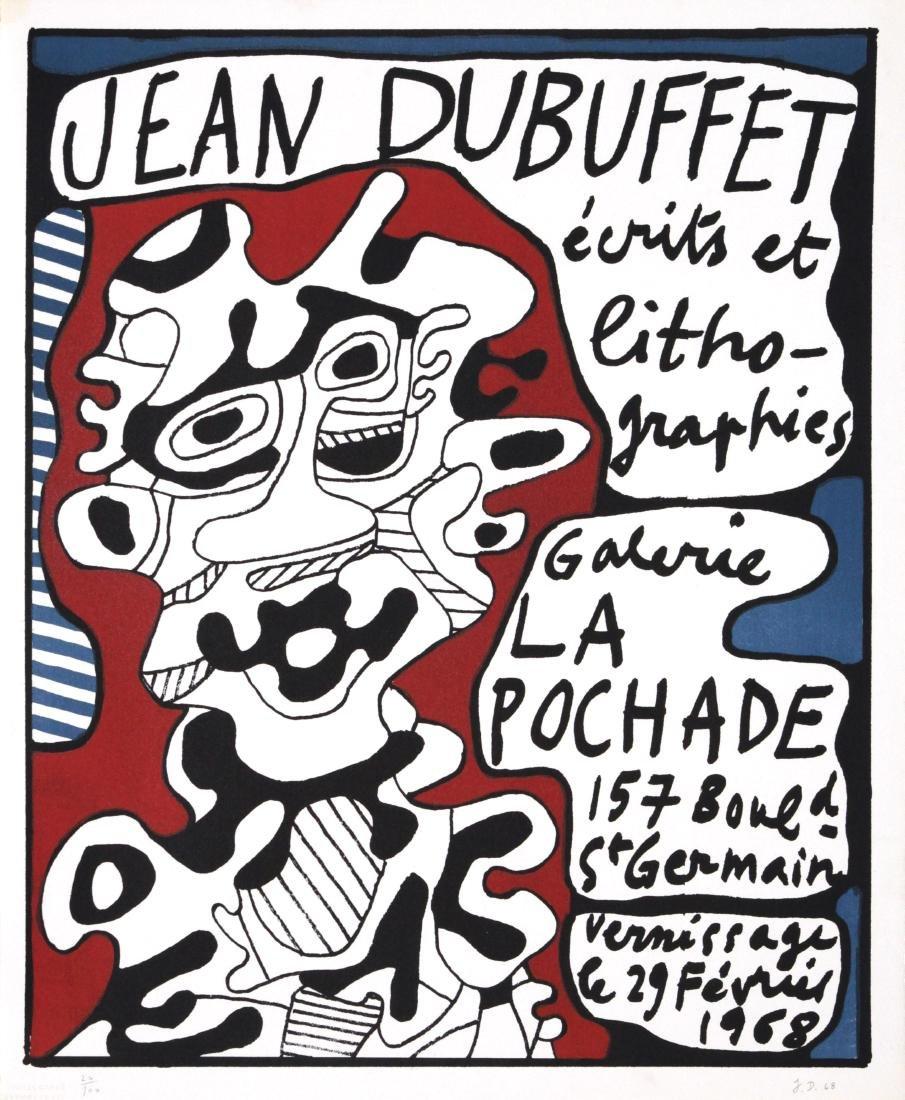 Jean Dubuffet - Ecrits et Lithographies