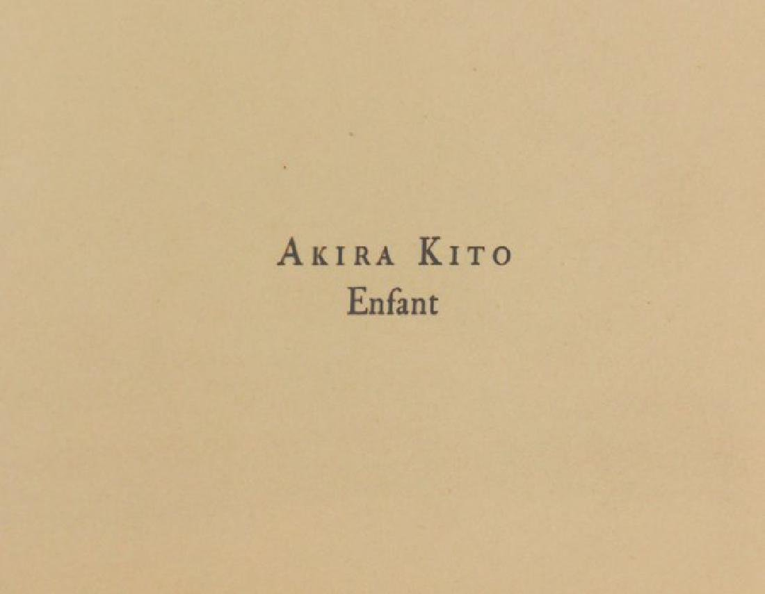 "Akira Kito ""Enfant"" - 3"