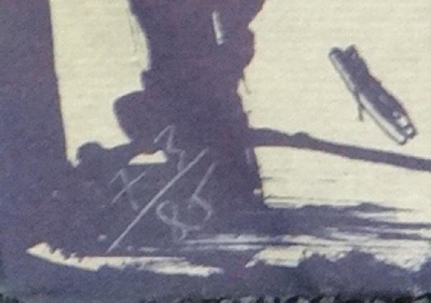 James Brown lithograph - 3
