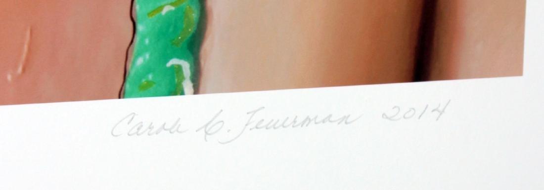 Carole Feuerman - Shower Portrait - 2