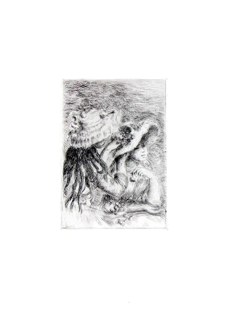 Chapeau Epingle by Pierre-Auguste Renoir