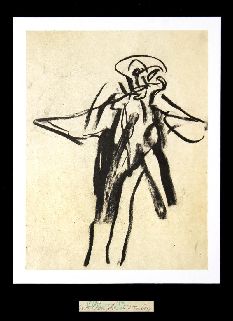 Willem De Kooning - Untitled (For Frank O'Hara)
