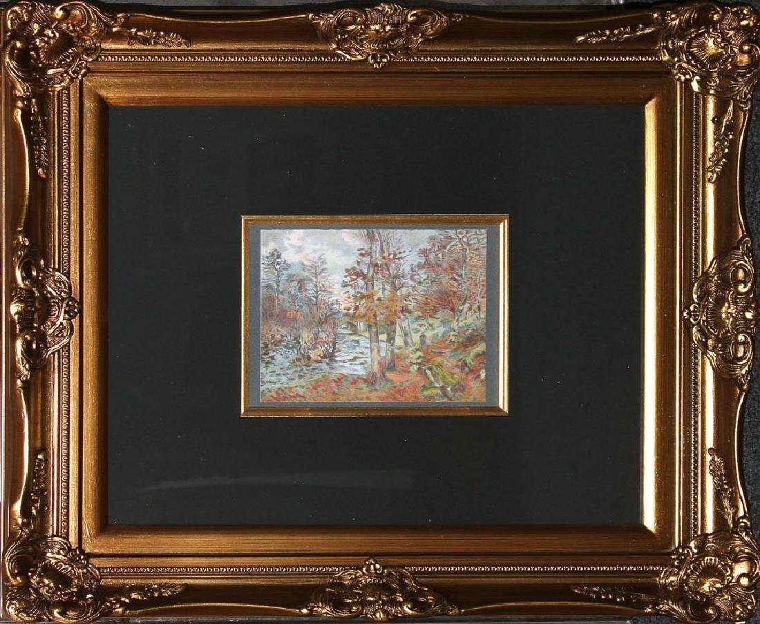 "Armand Guillaumin ""Paysage de la Creuse"""