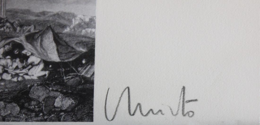 "Christo ""Wrapped Statues, the Glyptothek, Munich"" - 2"