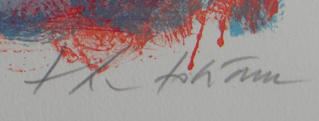 "Theo Tobiasse ""Nature Morte"" - 2"