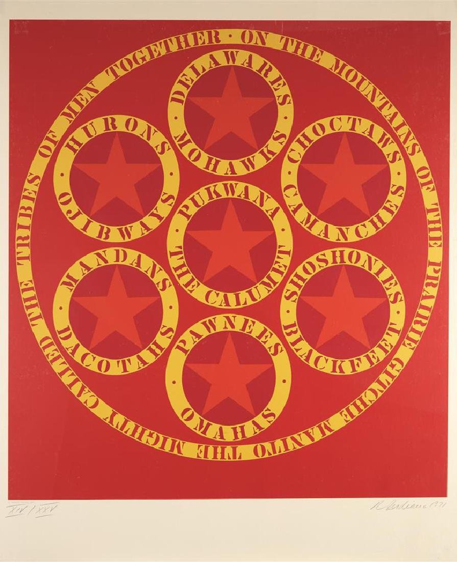 Robert Indiana - Decade X