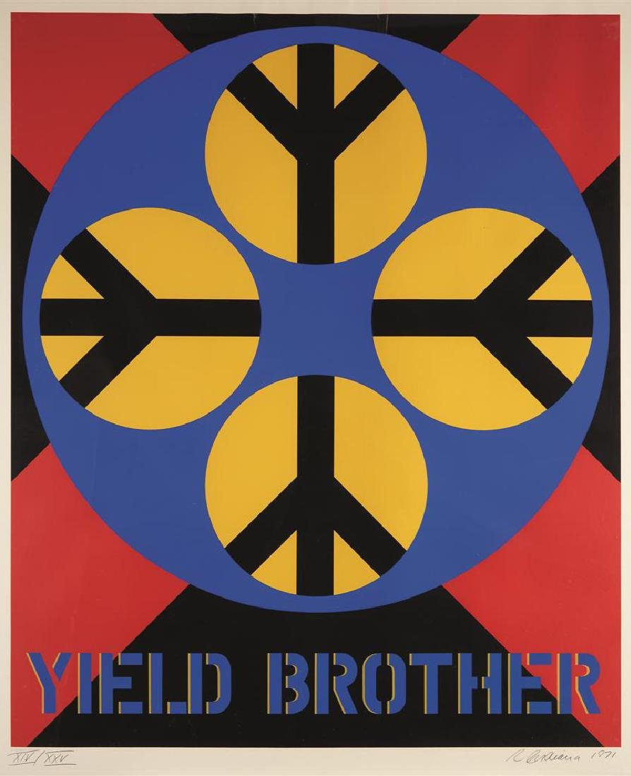 Robert Indiana - Decade VIII