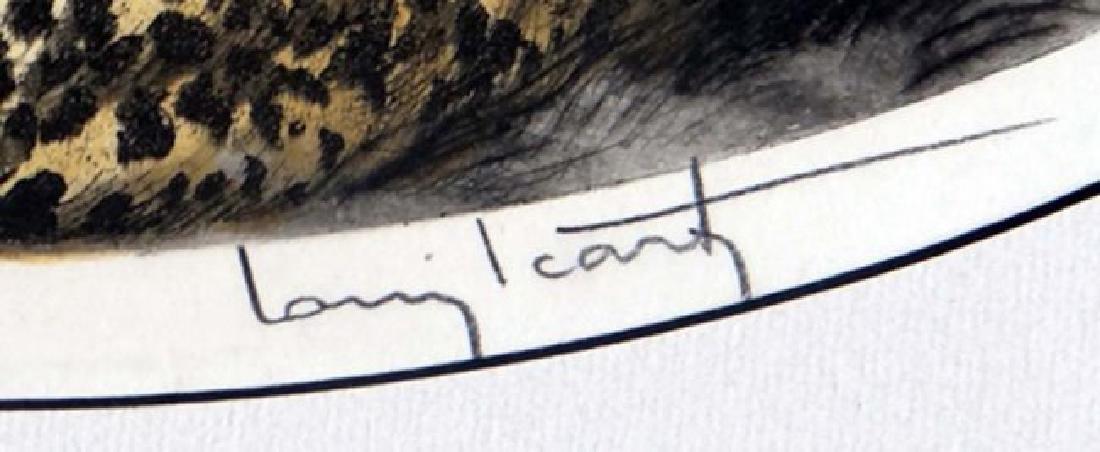 """Louis Icart """"Thais"""" - 2"""