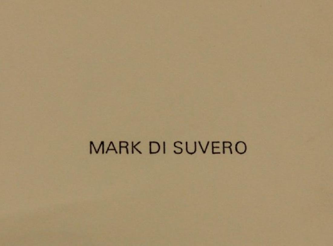 """Mark Di Suvero, one plate from """"The New York Collection - 3"""