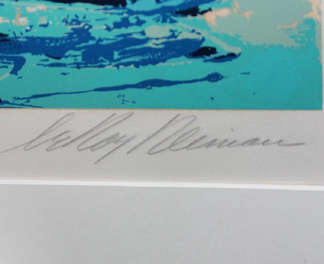 """LeRoy Neiman """"Polar Bears"""" - 2"""