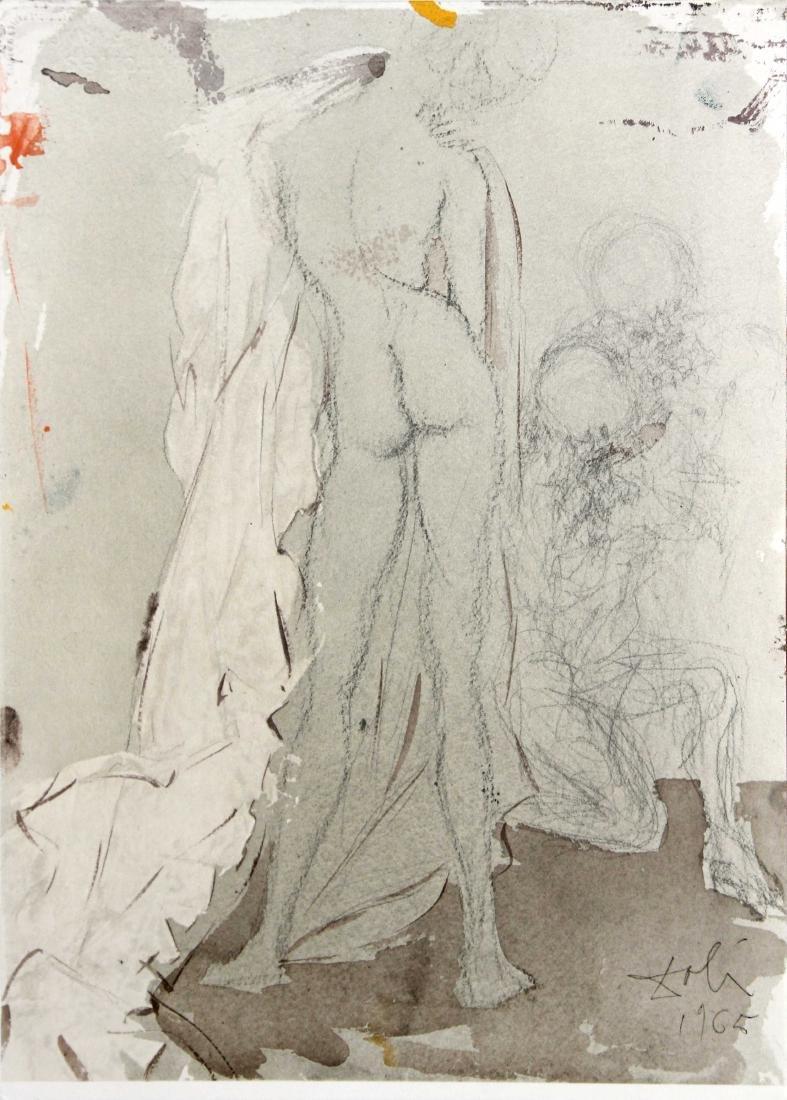 Susannae Pulchritudo by Salvador Dali