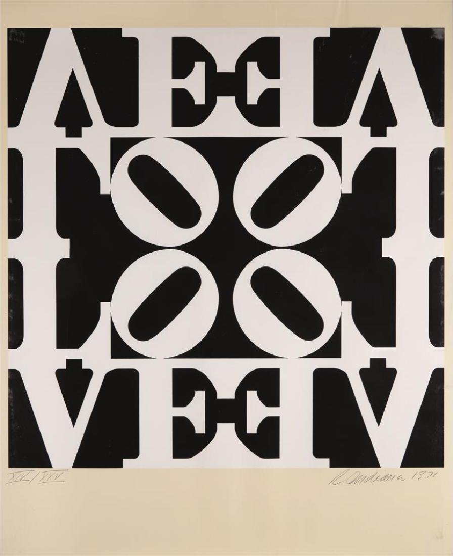 Robert Indiana - Decade III
