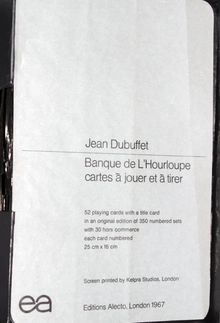 Jean Dubuffet - Banque de l'Hourloupe Title Card - 3