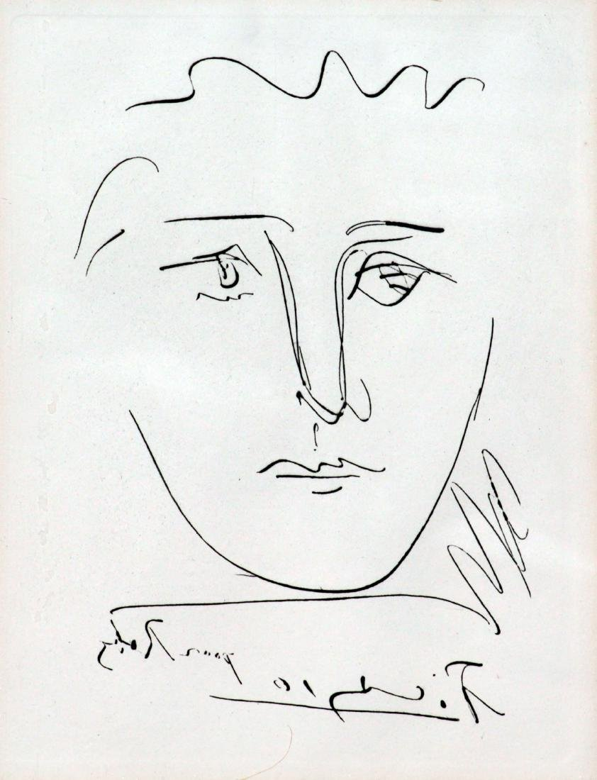 Pablo Picasso - Pour Roby