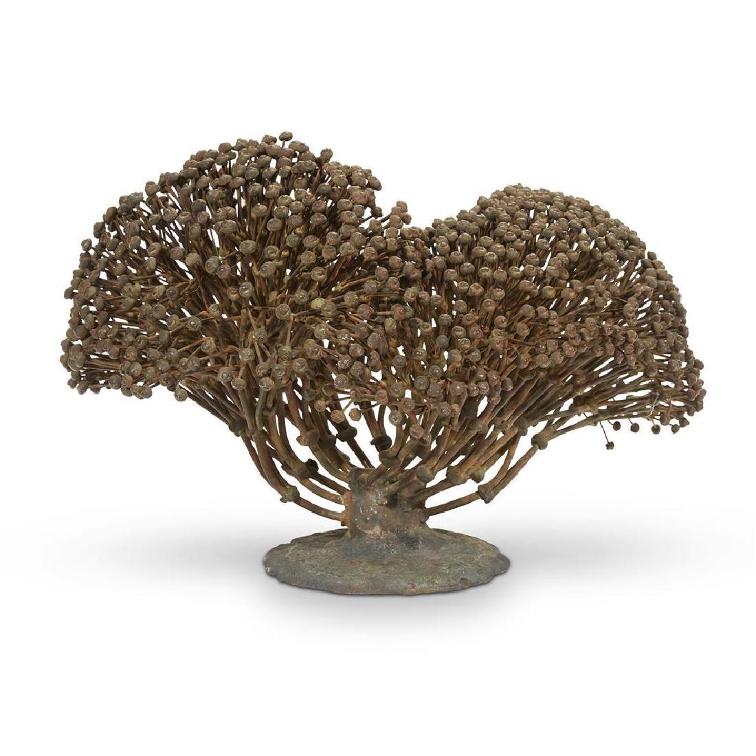 Harry Bertoia - Untitled (Double Bush)