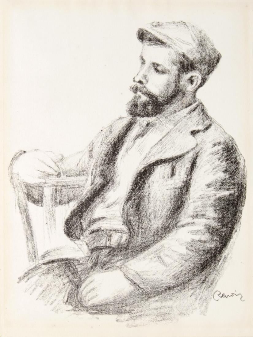 Pierre-Auguste Renoir - Louis Valtat