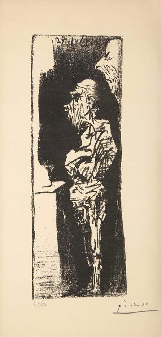 Pablo Picasso - Espectadores