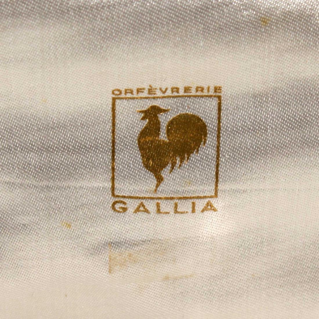 Gallia - Six Art Deco Knife Rests - 3