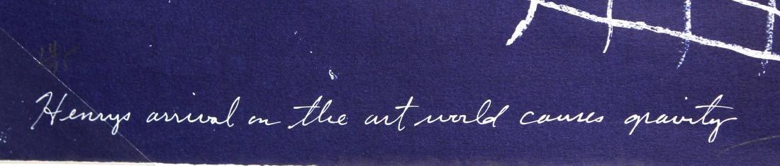 James Rosenquist - Henry's Arrival on the Art World - 4