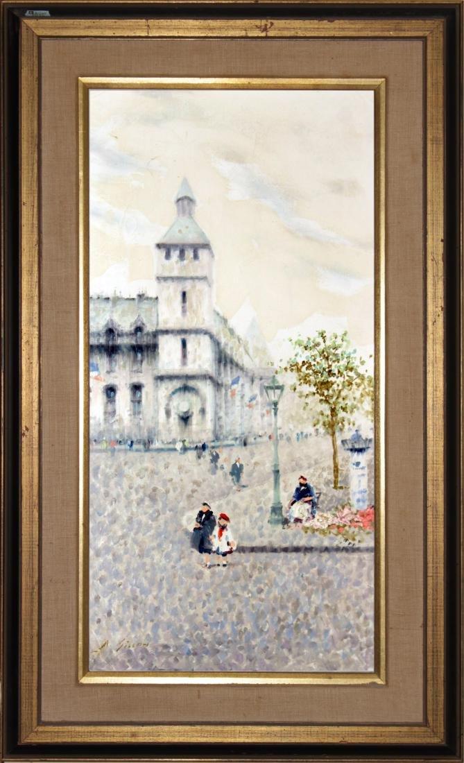 Andre Gisson - Untitled (Paris Street)