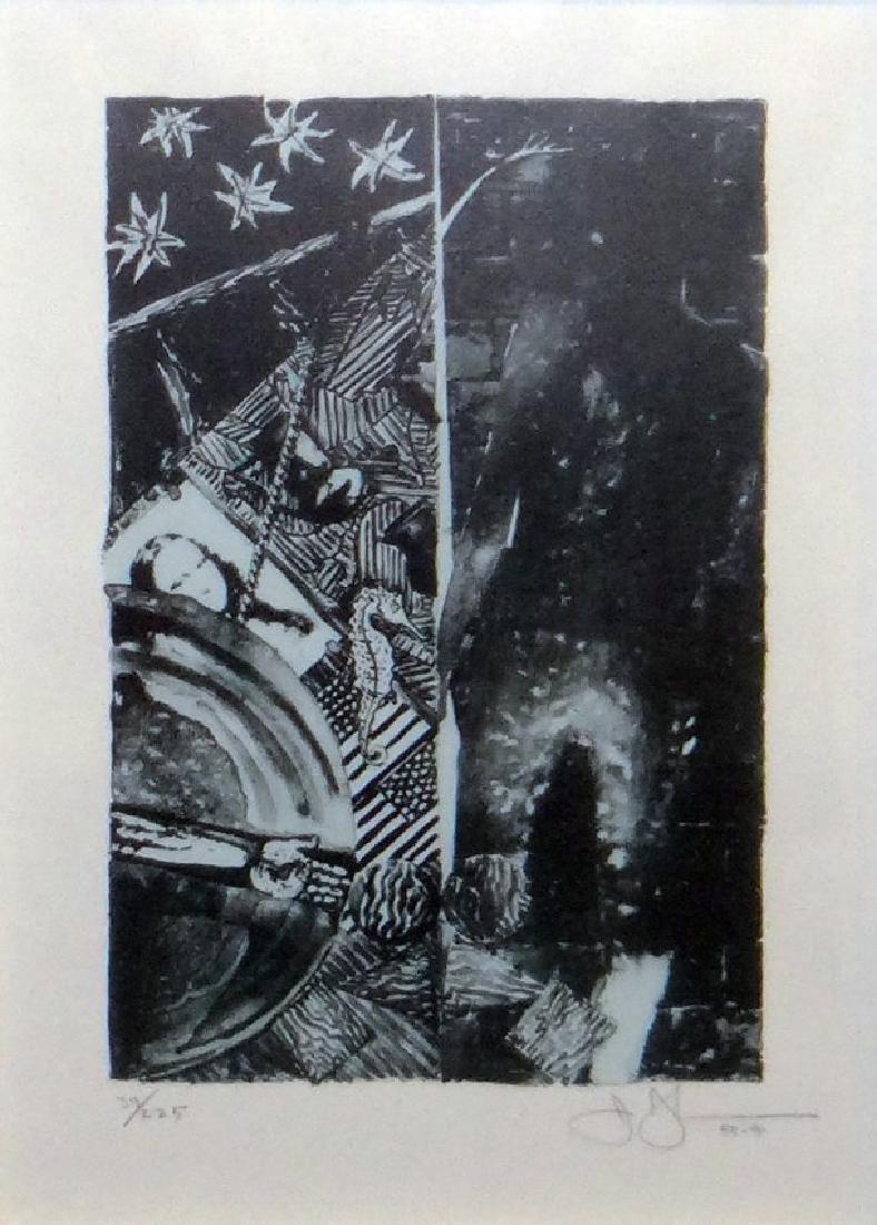 """Jasper Johns """"Summer"""""""
