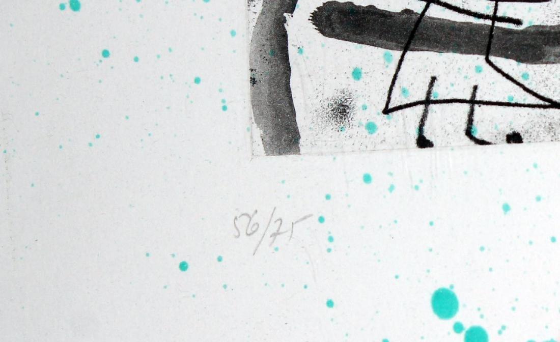 Preparatifs d'Oiseaux III by Joan Miro - 3