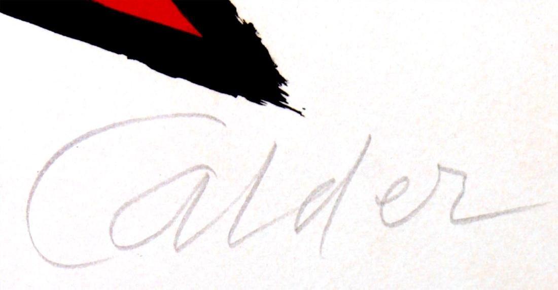 Alexander Calder - Black Moon - 2