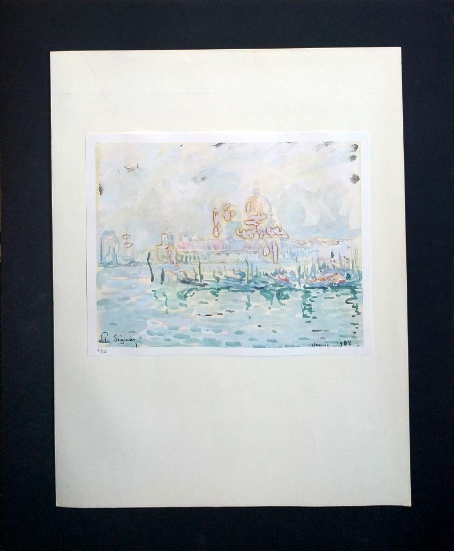 "Signac ""Untitled (After)"""