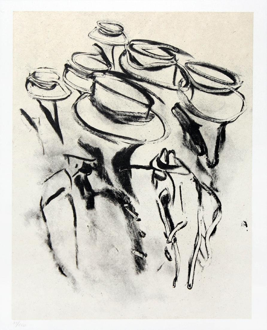Untitled (For Frank O'Hara) by Willem De Kooning - 2