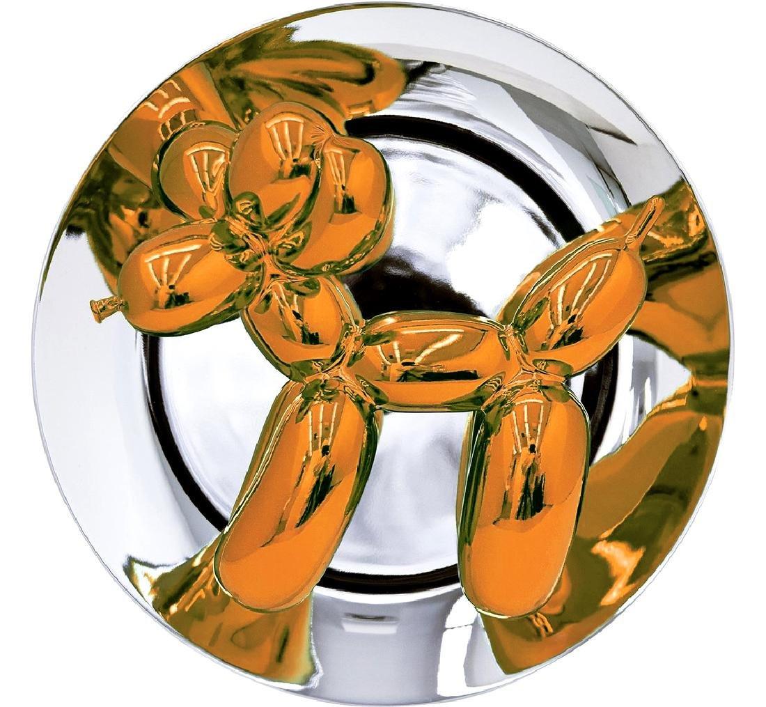 Jeff Koons - Balloon Dog (Orange)