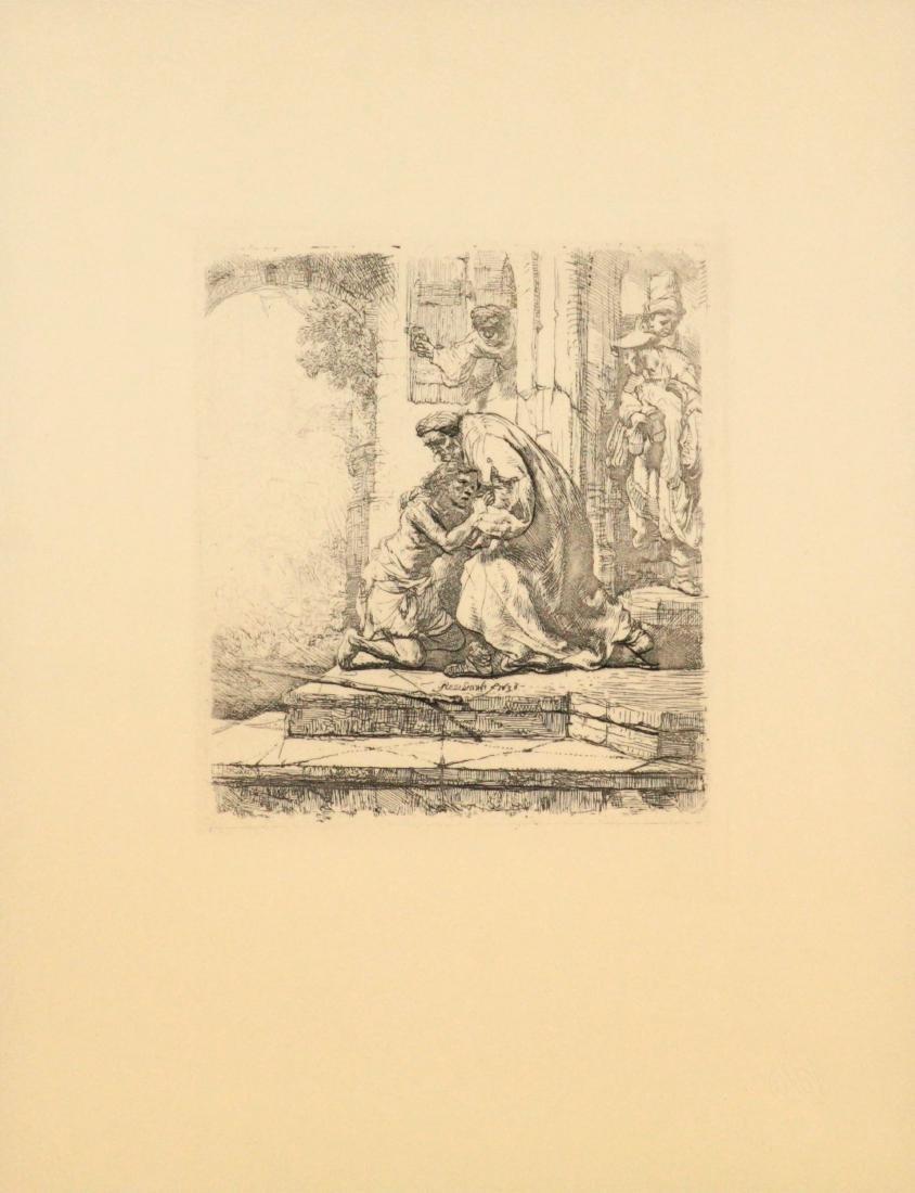 Rembrandt van Rijn - The Return of the Prodigal Son