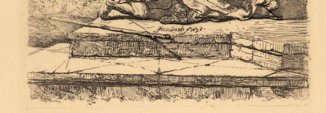 Rembrandt van Rijn - The Return of the Prodigal Son - 2