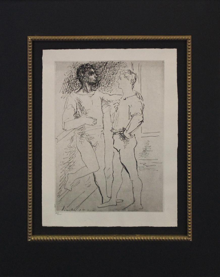 Pablo Picasso (After), from Grace et Mouvement