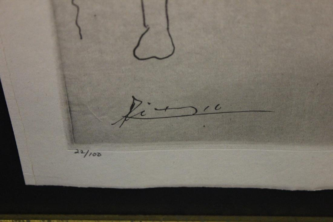 Pablo Picasso (After), from Grace et Mouvement - 3